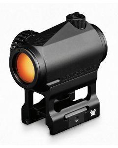 Vortex Optics CF-RD2 Crossfire Red Dot Sight 2 MOA Picatinny Mount Matte Black