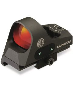 Sig Sauer SOR31002 Romeo3 3 MOA 1x35mm Mini Reflex Red Dot Sight Romeo 3