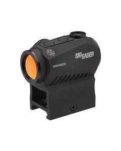 Sig Sauer SOR52001 Romeo5 2 MOA 1x20mm MOTAC Compact Red Dot Sight