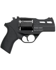 """Chiappa Rhino 30DS 3"""" 357 Mag 6 Shot Revolver Black 340.289"""