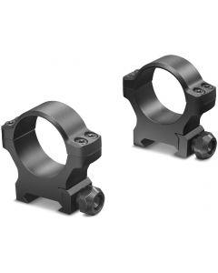 Leupold 175120 Backcountry 30mm Medium Cross-Slot Weaver-Style Scope Rings